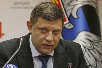 Лидер пророссийских сепаратистов в Донецке Захарченко погиб при взрыве - СМИ