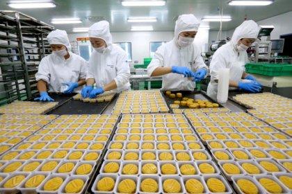 Inflação ao produtor na China desacelera em agosto e indica mais pressão sobre a economia