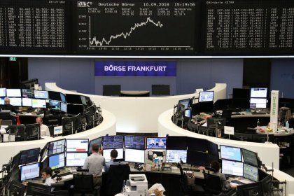 Europe leads fightback after Asian shares floored again