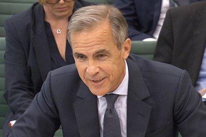 Banca d'Inghilterra, Carney ha accettato proroga mandato fino a inizio 2020