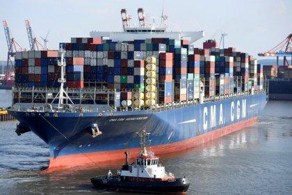 EU-Handelsüberschuss mit den USA steigt weiter