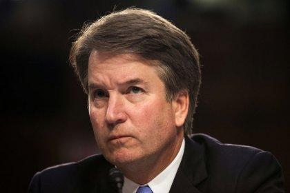 Democratic Senator Feinstein urges FBI probe of Kavanaugh allegations