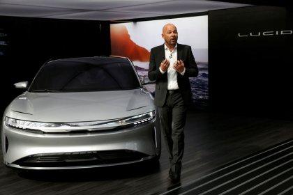 Saudi's PIF invests more than $1 billion in electric carmaker Lucid Motors