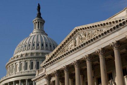 Senate passes spending measure, step toward preventing shutdown