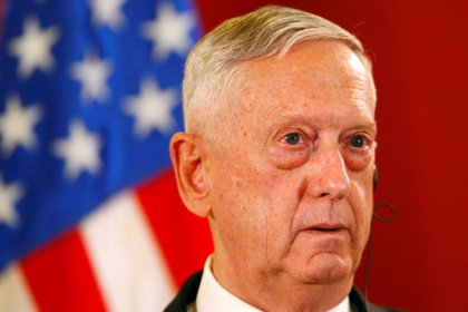 Mattis dismisses reports he may be leaving Trump administration