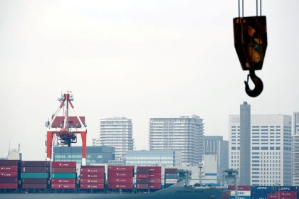 Japan exports rise as U.S.-bound shipments grow amid trade war fears