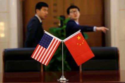 Китай использует торговую войну с США для замещения импорта - государственные СМИ