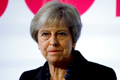 British PM May to reject EU's 'improved' Irish border offer: The Times