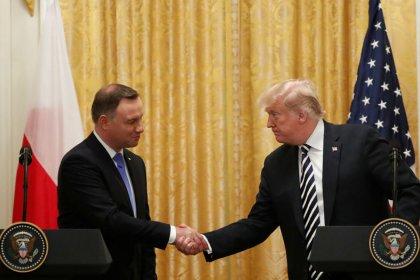 США рассматривают просьбу Польши об открытии военной базы на ее территории
