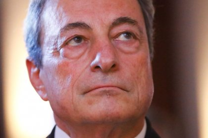 ECB's Draghi calls for euro area fiscal instrument to fight crises