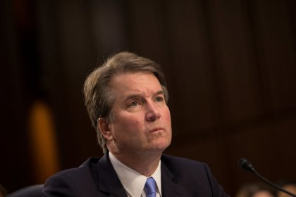 Opposition to Kavanaugh grows, support at historic low: Reuters/Ipsos poll