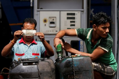 As petrol prices sky-rocket, Indians look for ways to ease the pain