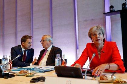 Alles nur Theaterdonner - Endspiel zum Brexit ab 3. Oktober