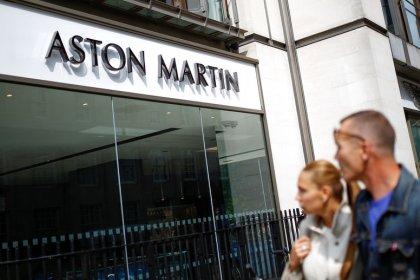 Aston Martin оценил себя для октябрьского IPO в сумму до $6,7 млрд