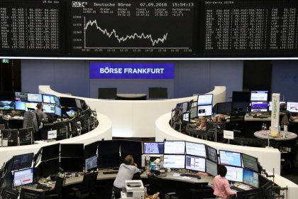 World stocks rise as trade relief bounce continues