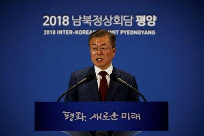 Moon - Neuer Gipfel Trump-Kim könnte Abrüstung beschleunigen