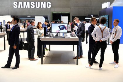 Samsung plans to lower memory chip growth as demand slowdown looms: Bloomberg