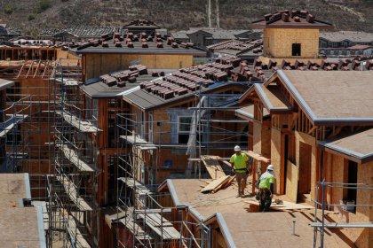 Eigenheimabsatz in USA stagniert nach vier Rückgängen