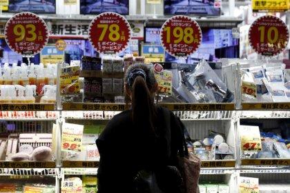 Inflation in Japan kommt kaum in Gang