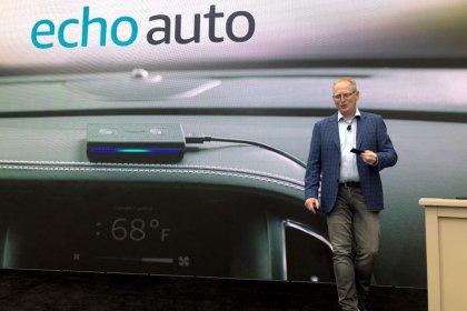 Amazon представила умные колонки Echo для дома и автомобилей
