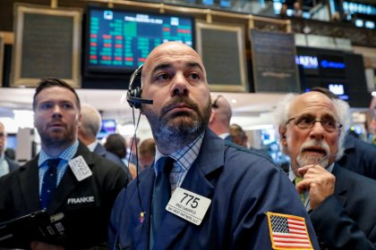 Dow hits new closing high ahead of index reshuffle