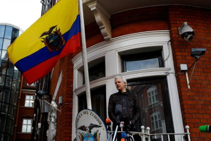 Exclusive: Ecuador attempted to give Assange diplomat post in Russia: document