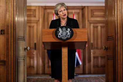 UK PM May facing ministerial resignations over Brexit plan: Telegraph