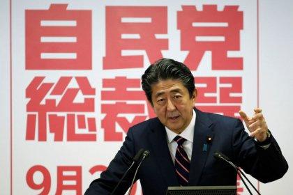 Japan PM Abe to visit Darwin in first since World War II: media