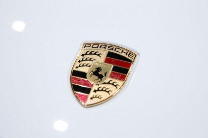 Volkswagen's Porsche to stop offering diesel models