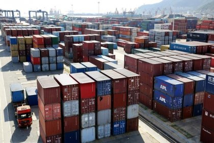 China January-August total trade with North Korea falls 57.8 percent: customs
