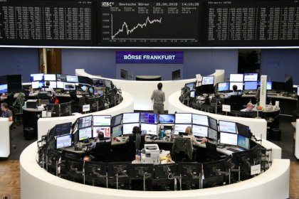 Trade war dents European shares while M&A boosts Sky, Randgold