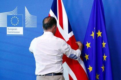 """Britische Industrie mit weniger Aufträgen - """"Brexit trübt Aussichten"""""""