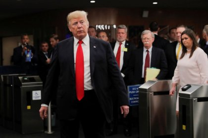 Trump dürfte harter Linie bei UN-Vollversammlung treu bleiben