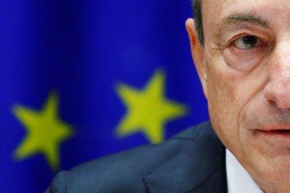 Draghi: Bce si prepara a impatto ampio se minacce protezionismo verranno attuate