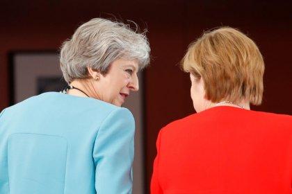 Merkel für möglichst enge Beziehungen zu Großbritannien nach Brexit