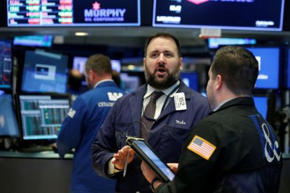 S&P 500 dips as chip stocks and utilities tumble