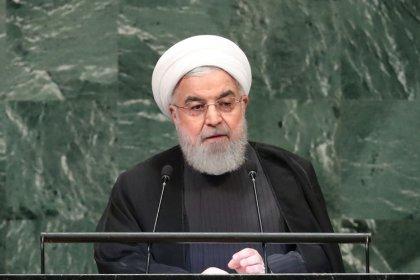 روحاني ينتقد أمريكا بسبب سياستها العدائية