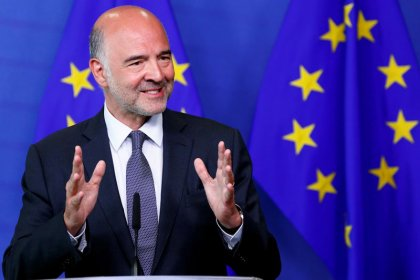 Europe needs a budget to counter populism's ascent: Moscovici