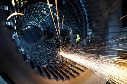 Deutsche Industrie mit unerwartet starkem Auftragsplus