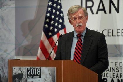 Болтон исключил санкционные поблажки для импортёров нефти из Ирана