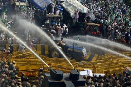 La crisis agrícola en India, un peligro para las ambiciones electorales de Modi