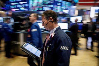 Equities slide to three-month low as tech stocks plunge