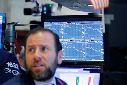 Уолл-стрит снижается вторую сессию подряд, S&P опустился на 1,3%
