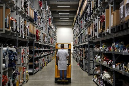 Euro zone industrial output rebounds more than forecast in August