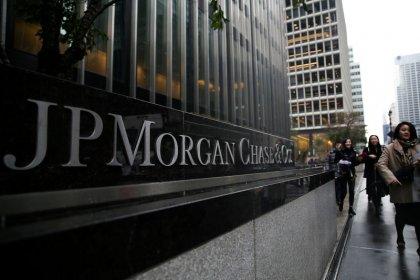 JPMorgan's consumer banking strength offsets bond trading weakness