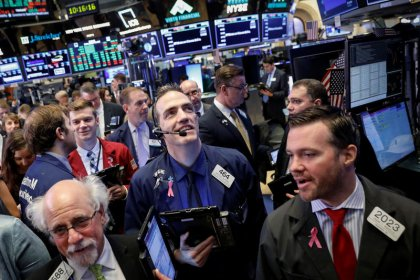 Wall St. rebounds with technology stocks leading the way