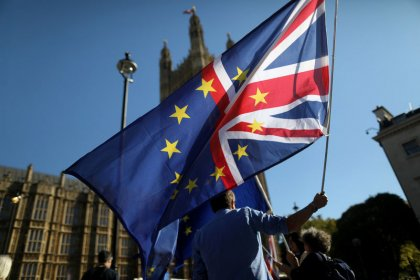 Brexit progress made, but unresolved issues on backstop - UK Brexit ministry