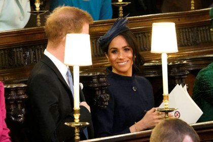 Meghan and Harry arrive in Australia for first overseas tour