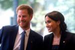 Prince Harry and wife Meghan expecting first baby next year