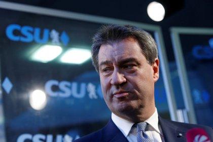 CSU-Kreise - Vorstand einhellig für Söder als Ministerpräsident